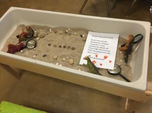 Bievenue à la classe de Mme Malo, petits dinosaures !