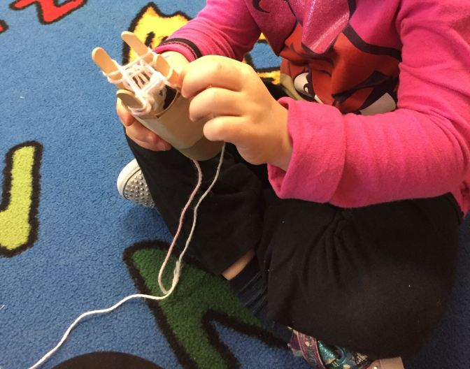 Driving Inquiry (aka: How I Learned To Knit)